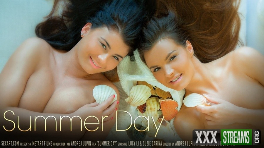 Lucy Li, Suzie Carina - Summer Day (SexArt.com/Met-Art.com)