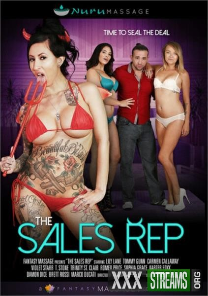 The Sales Rep (2018/WEBRip/SD)
