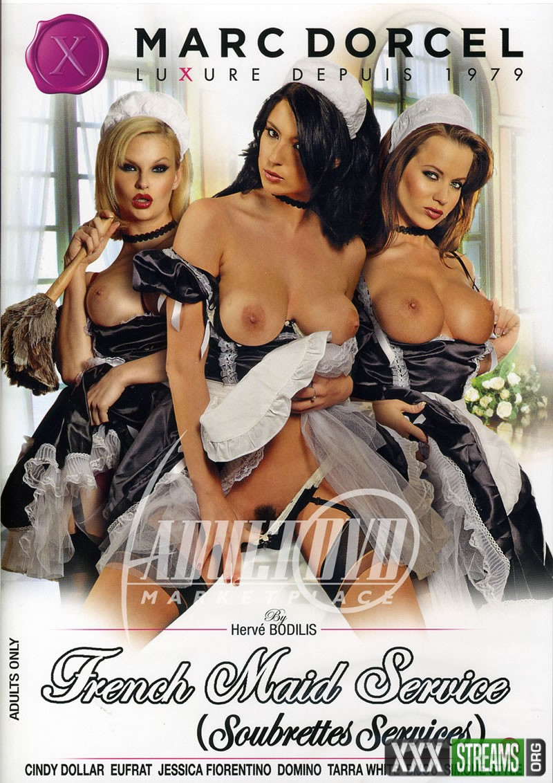 French Maid Service Special Stars