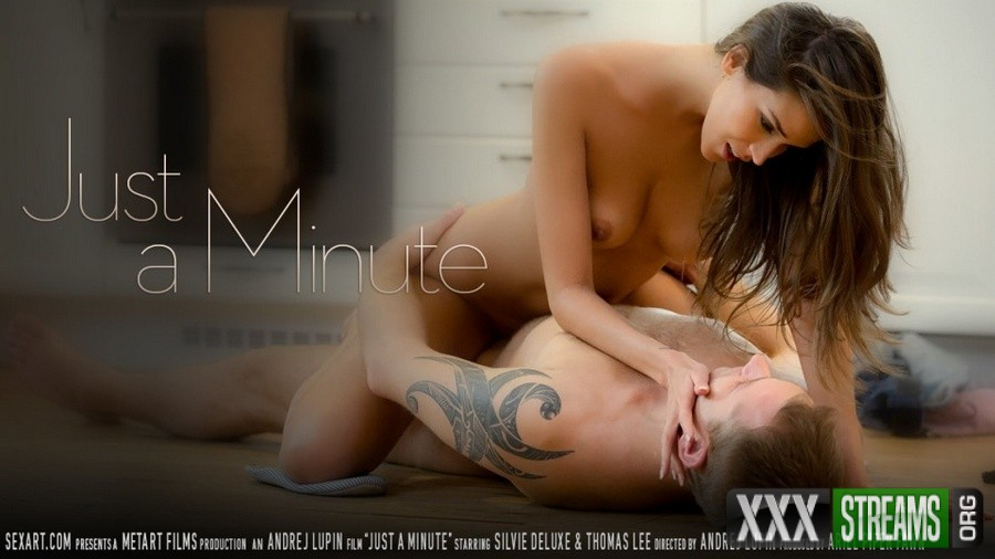Silvie Deluxe, Thomas Lee - Just A Minute (SexArt)