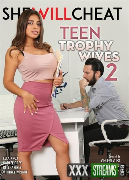 Teen Trophy Wives 2 (2018/WEBRip/SD)