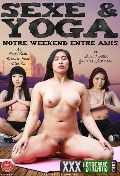 Sexe And Yoga Notre Weekend Entre Amis (2017/WEBRip/SD)