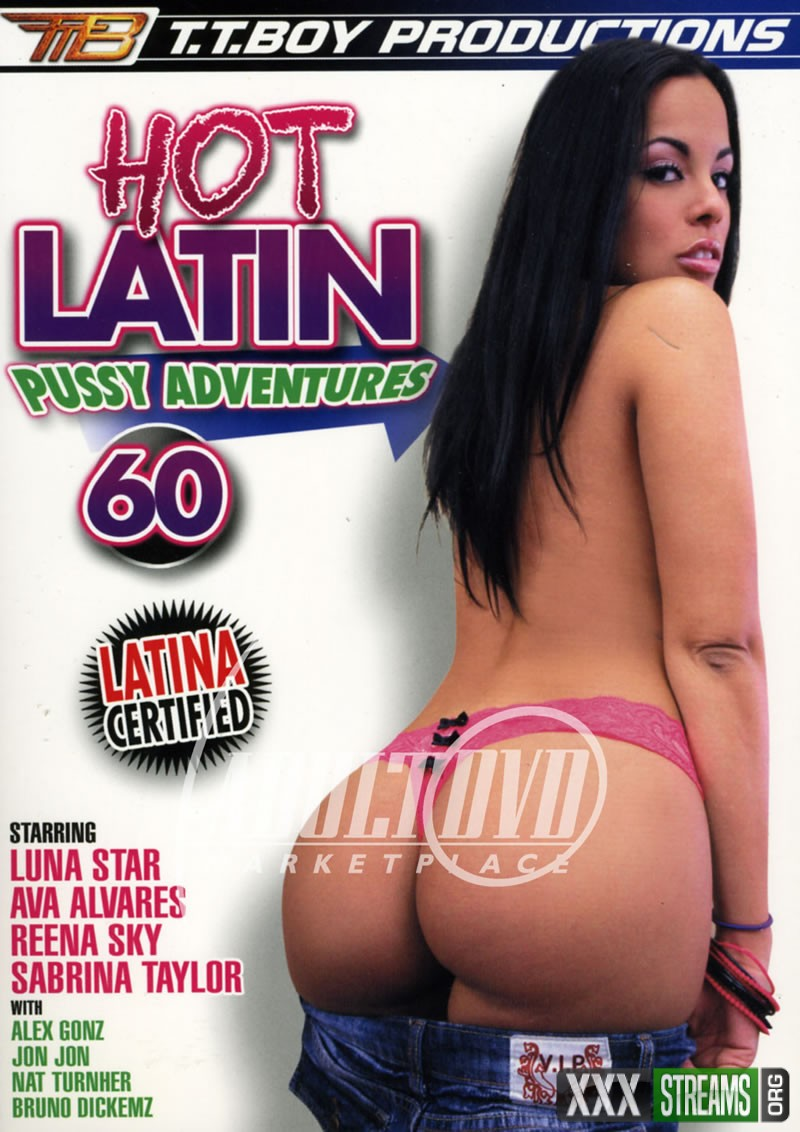 Hot Latin Pussy Adventures 60