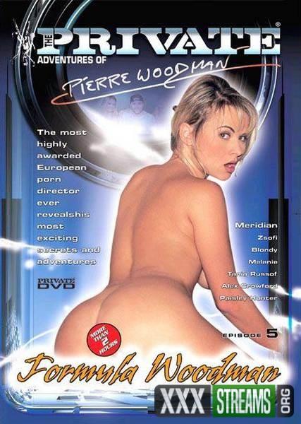 The Private Adventures Of Pierre Woodman 5 – Formula Woodman (2005/DVDRip)