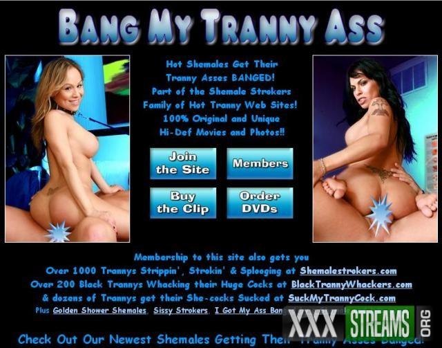 BangMyTrannyAss – SiteRip