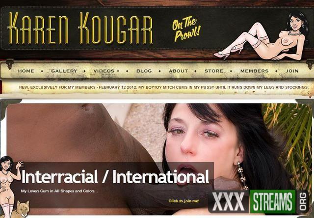 KarenKougar – SiteRip