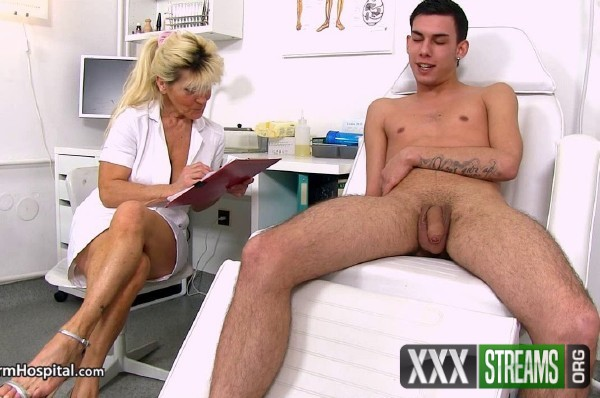 Hana C - Sperm Hospital (2016/SpermHospital.com/HD)