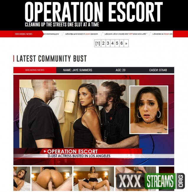 OperationEscort.com – SITERIP