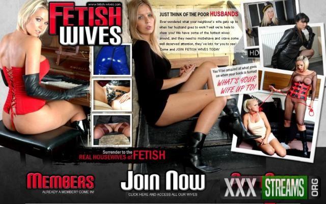 Fetish-Wives – SiteRip