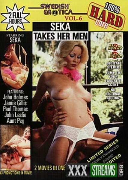 Swedish Erotica 6 (1984/DVDRip)