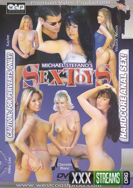 Michael Stefanos Sex Toys 1 (2001/DVDRip)