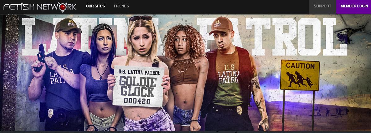 LatinaPatrol SiteRip / Reality Porn / 8 vids