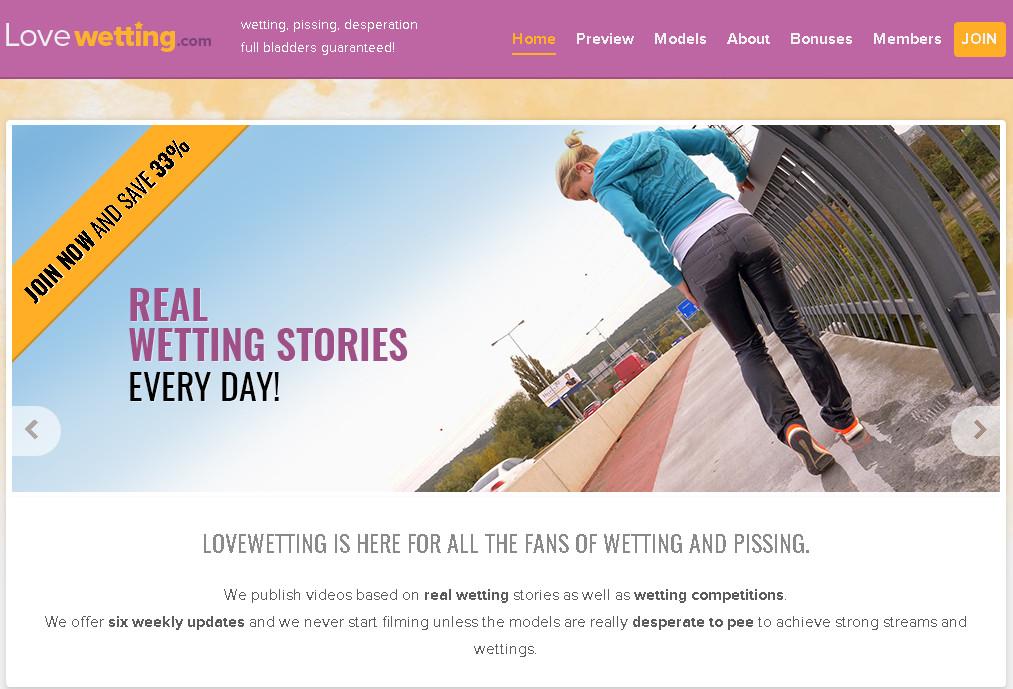 Lovewetting SiteRip
