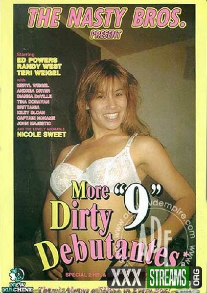 More Dirty Debutantes 9 (1991/VHSRip)