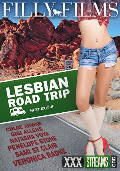 Lesbian Road Trip (2018/DVDRip)