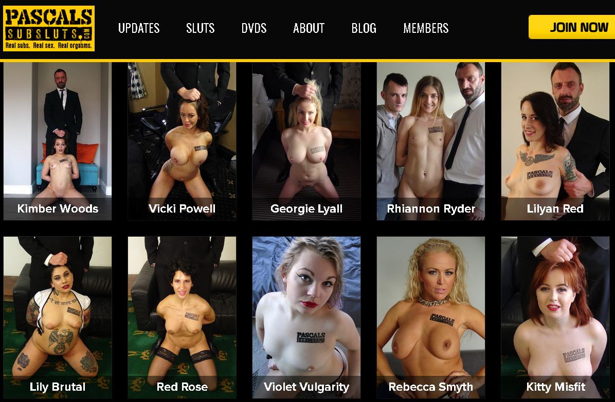 Pascalssubsluts SiteRip / Porn Stars / 620 vids