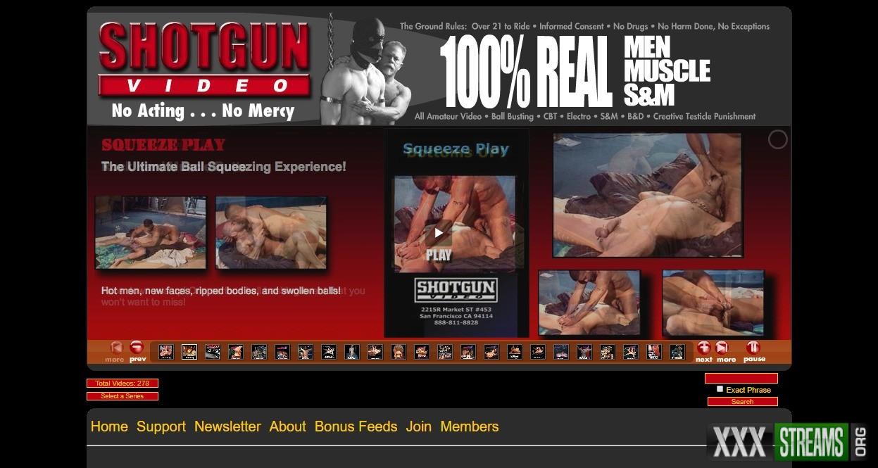 ShotgunVideo.com – SITERIP