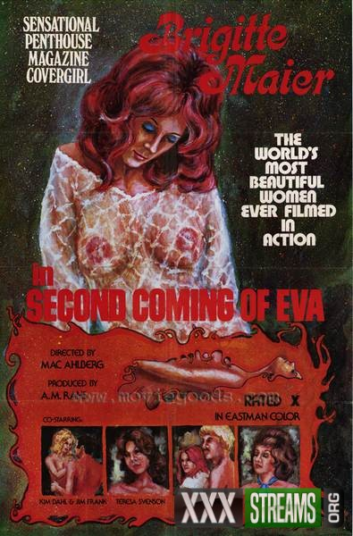 Second Coming Of Eva (1975/DVDRip/RUS)