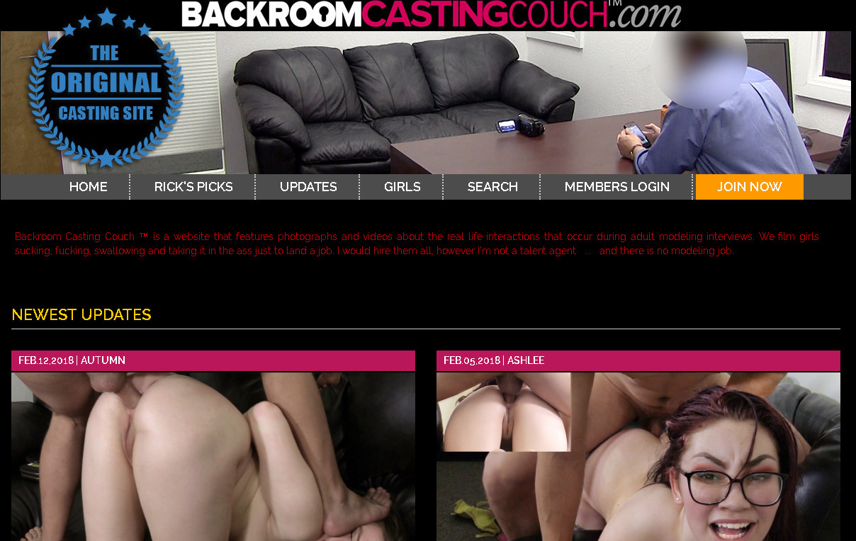 Backroomcastingcouch update2901 SiteRip / Reality Porn / 75 vids
