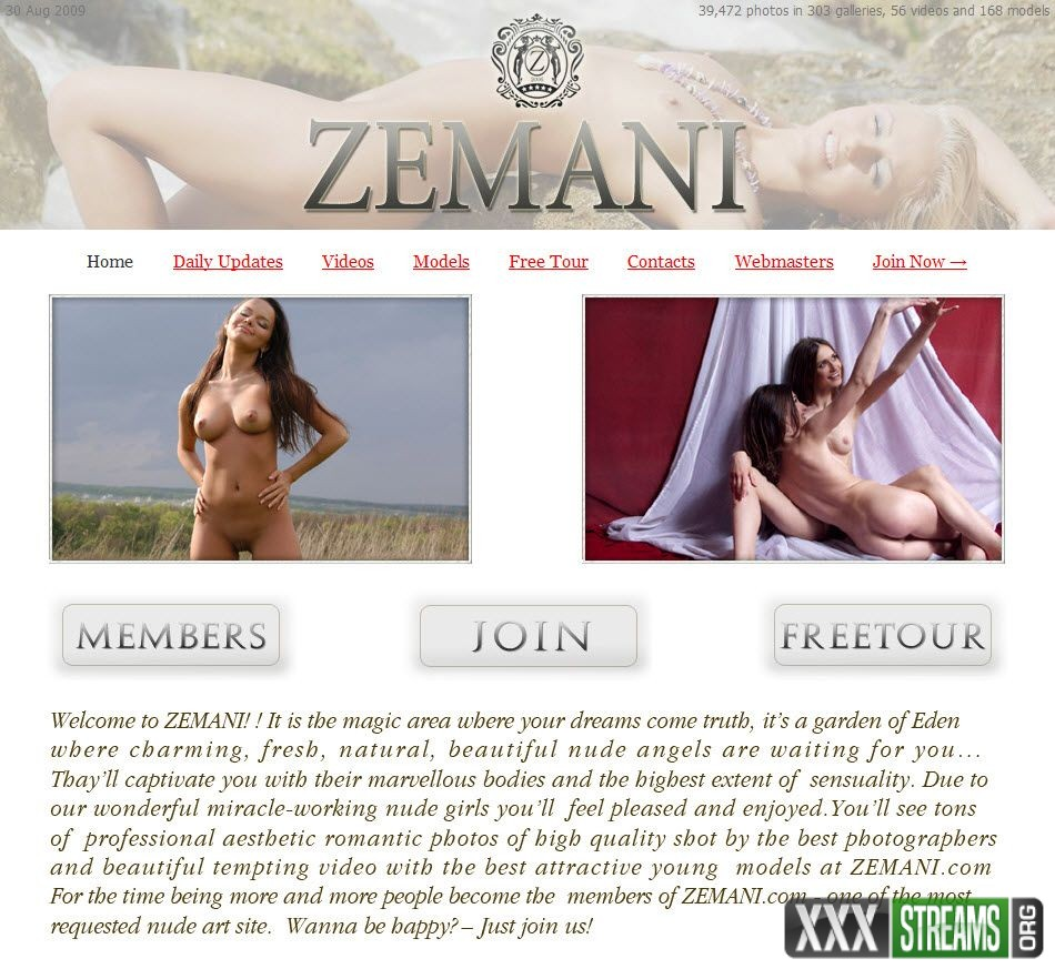 Zemani.com – Siterip