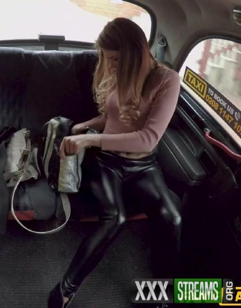 Verona Sky - Backseat undressing erection issues (2018/FakeTaxi.com/FullHD)