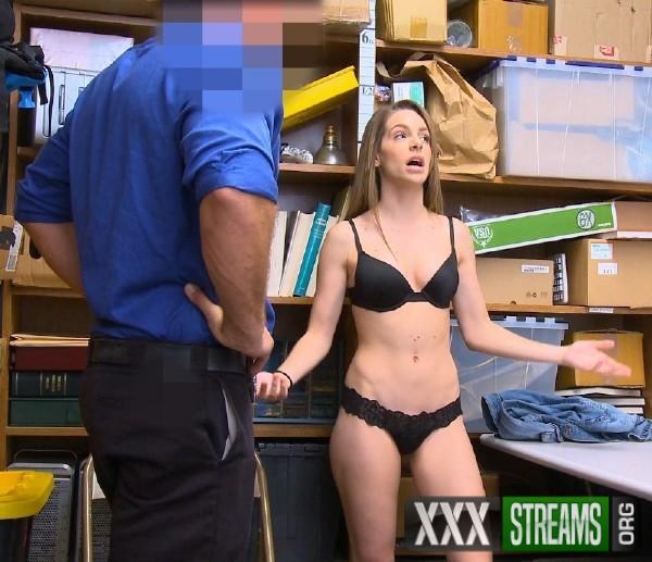 Kimmy Granger - Security Guard Sex (2018/Shoplyfter.com/SD)