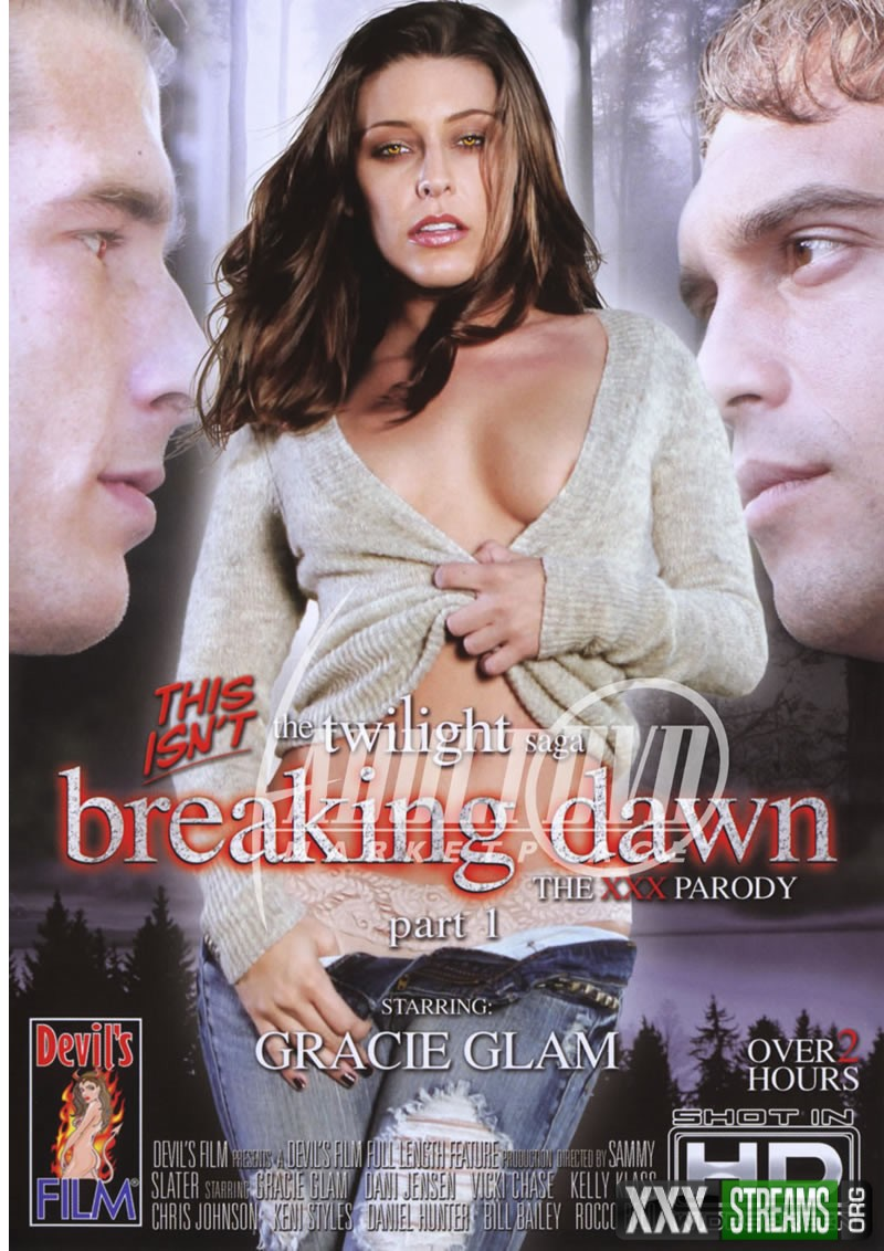 This Isnt The Twilight Saga Breaking Dawn The XXX Parody