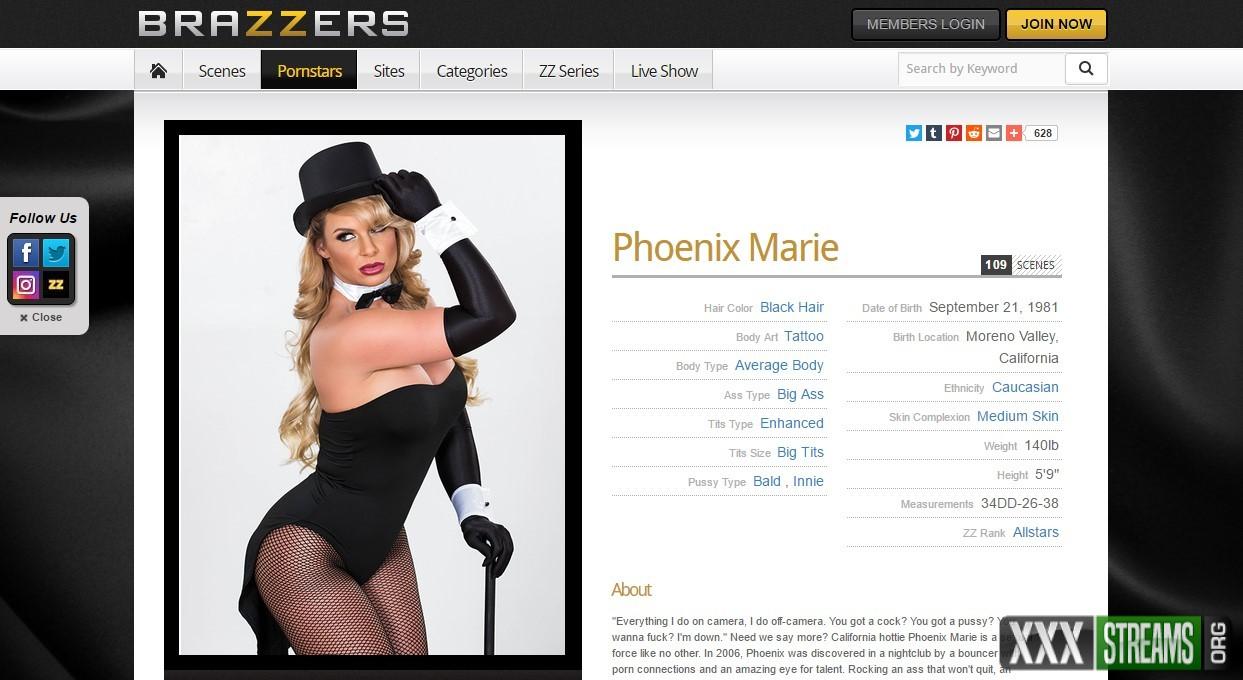 Brazzers Phoenix Marie – Siterip
