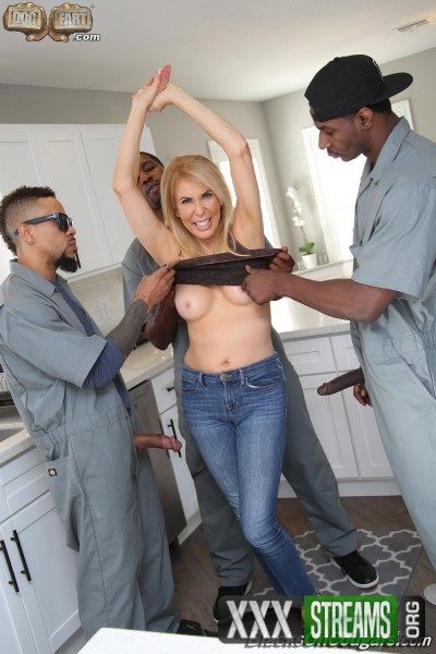 Erica Lauren – Erica Laurens Second Appearance (2018/BlacksOnCougars.com/DogFartNetwork.com/HD1080p)