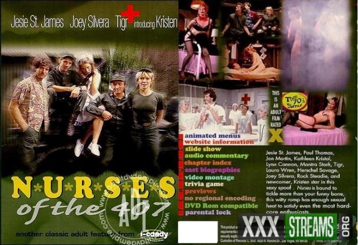 Nurses Of The 407Th