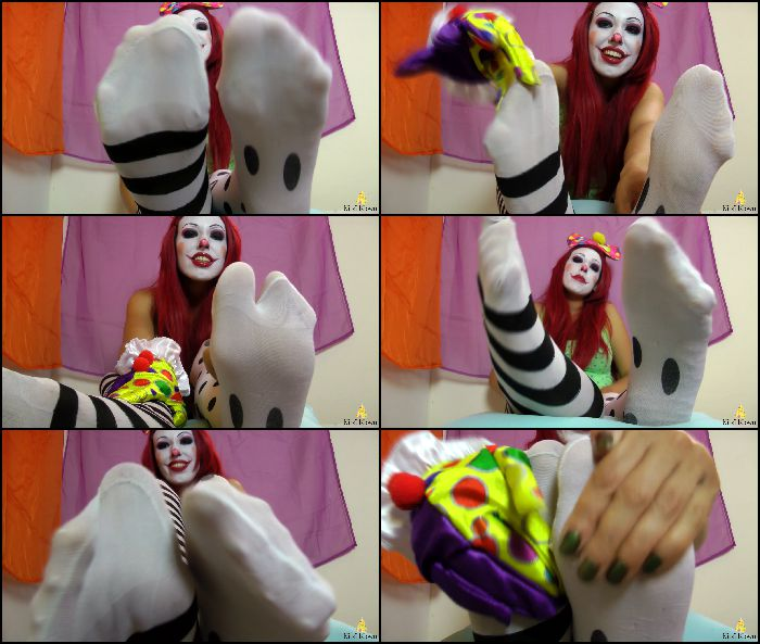 Kitzi Klown - Clown Feet Are Delicious Preview