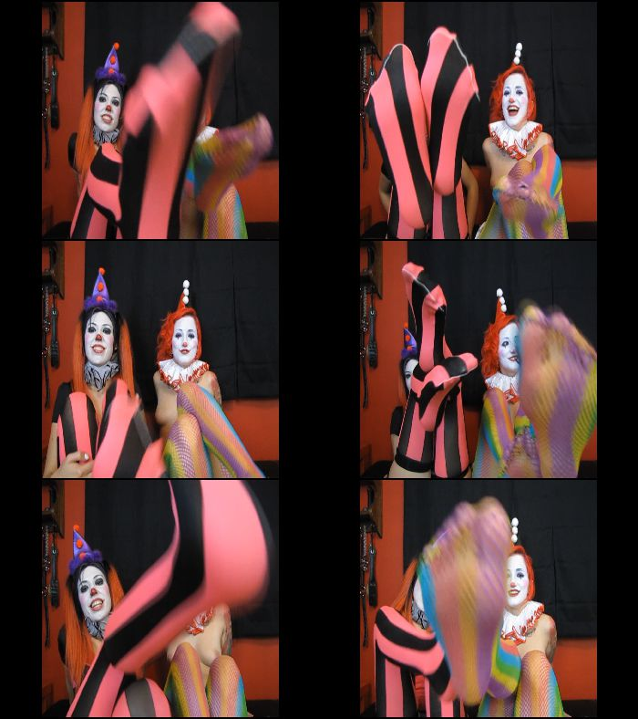 Kitzi Klown - Stinky Clown Feet Preview