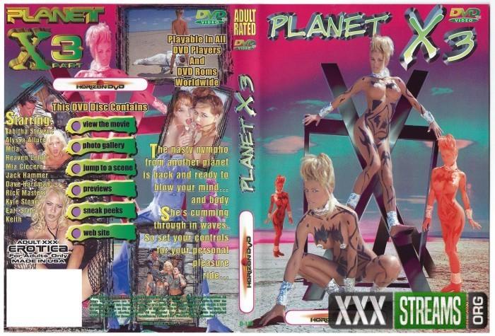 Planet X 3