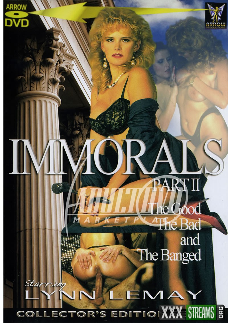 Immorals 2 The Good The Bad And The Banged
