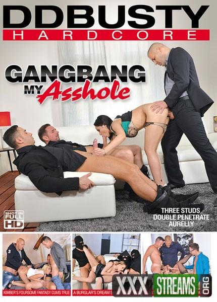 Gangbang My Asshole (2018/WEBRip/SD)
