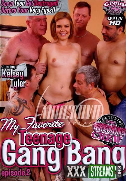 My Favorite Teenage Gang Bang 2 (2011/DVDRip)
