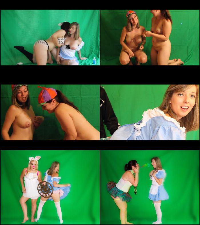 Порно пародии алиса в ляляндии