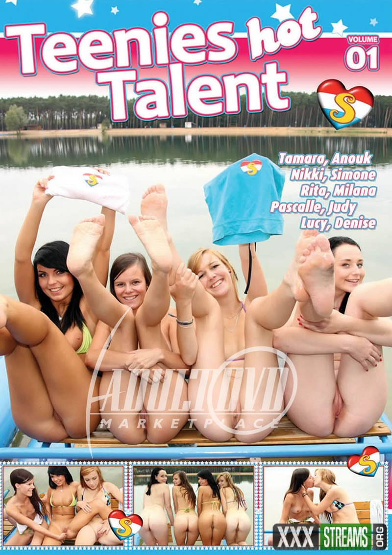 Teenies Hot Talent 1