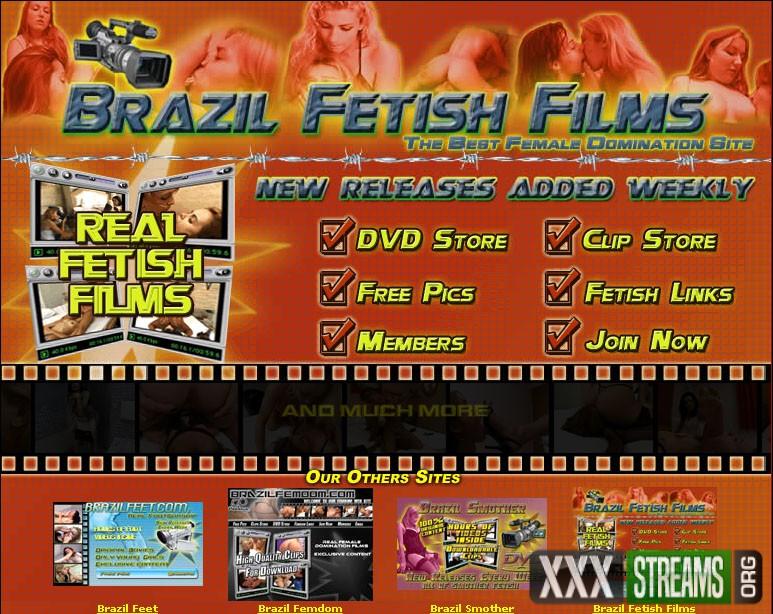 BrazilFetishFilms.com – Siterip