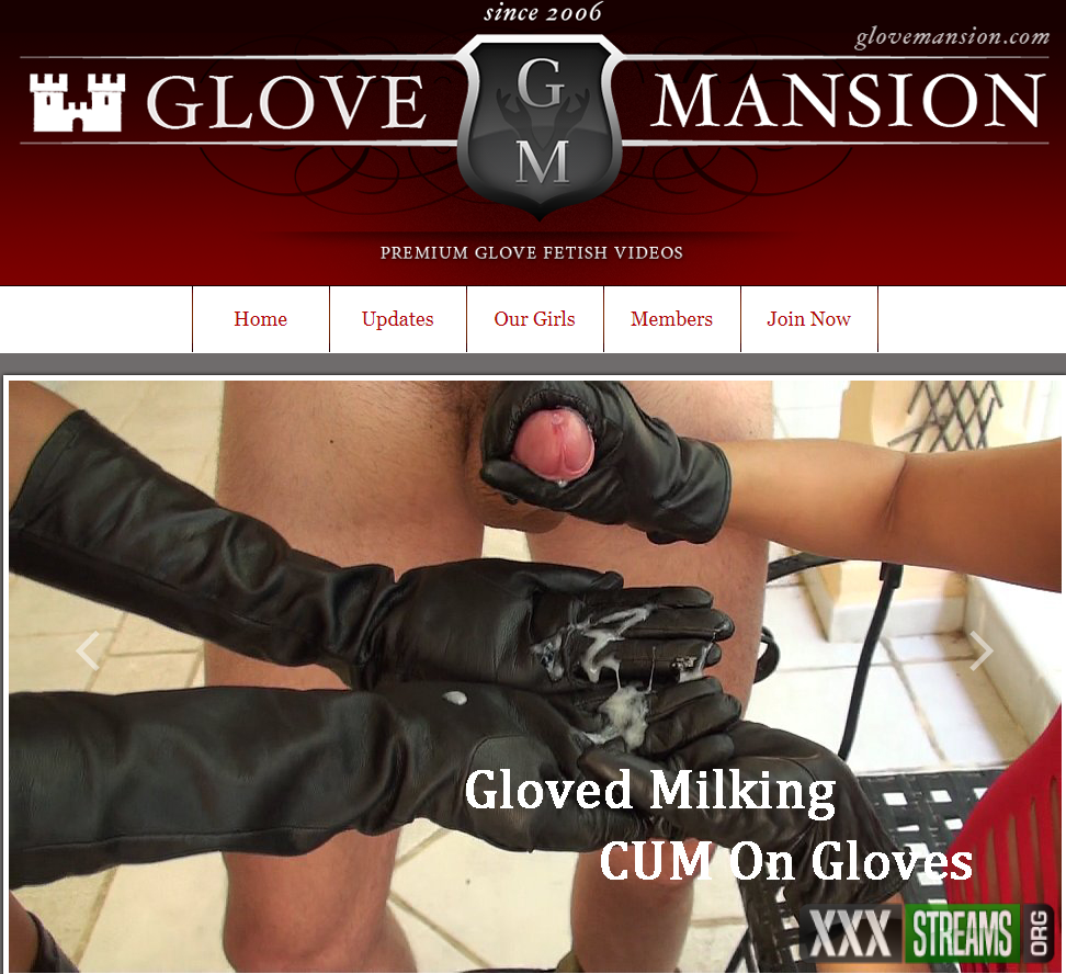 GloveMansion.com – Siterip