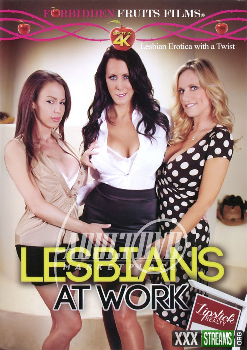 Lesbians At Work Lipstick Realty