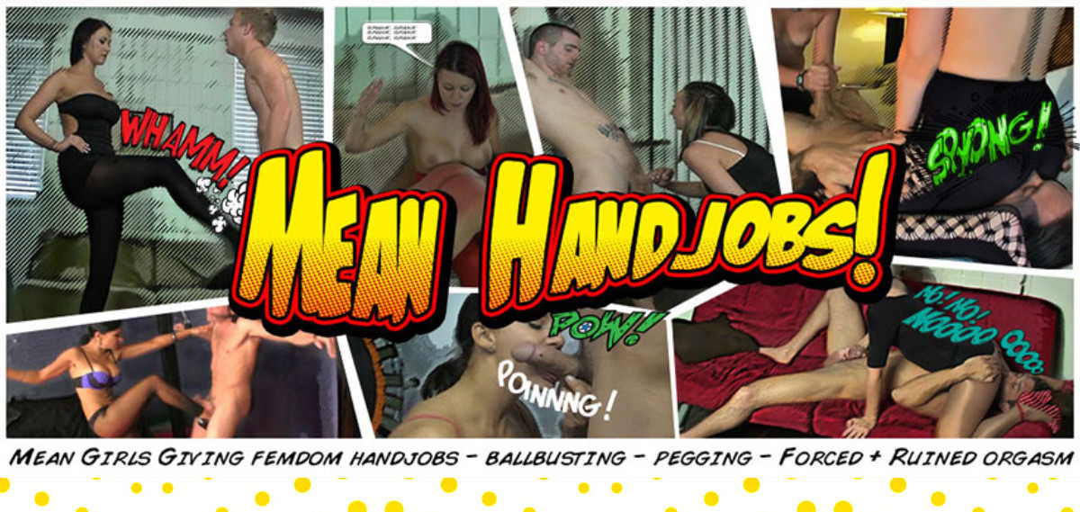 MeanHandJobs SiteRip / Female Domination / 124 vids