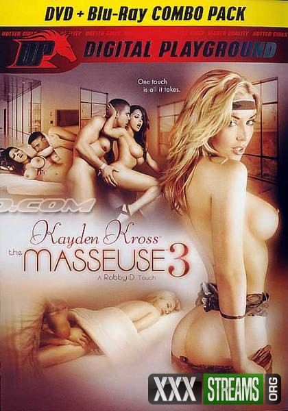 The Masseuse 3 (2011/DVDRip)