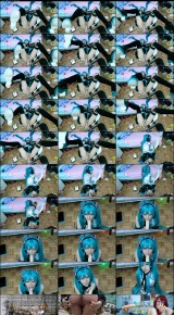 Lana Rain – Hatsune Miku Fucked While Tied Up (ManyVids)