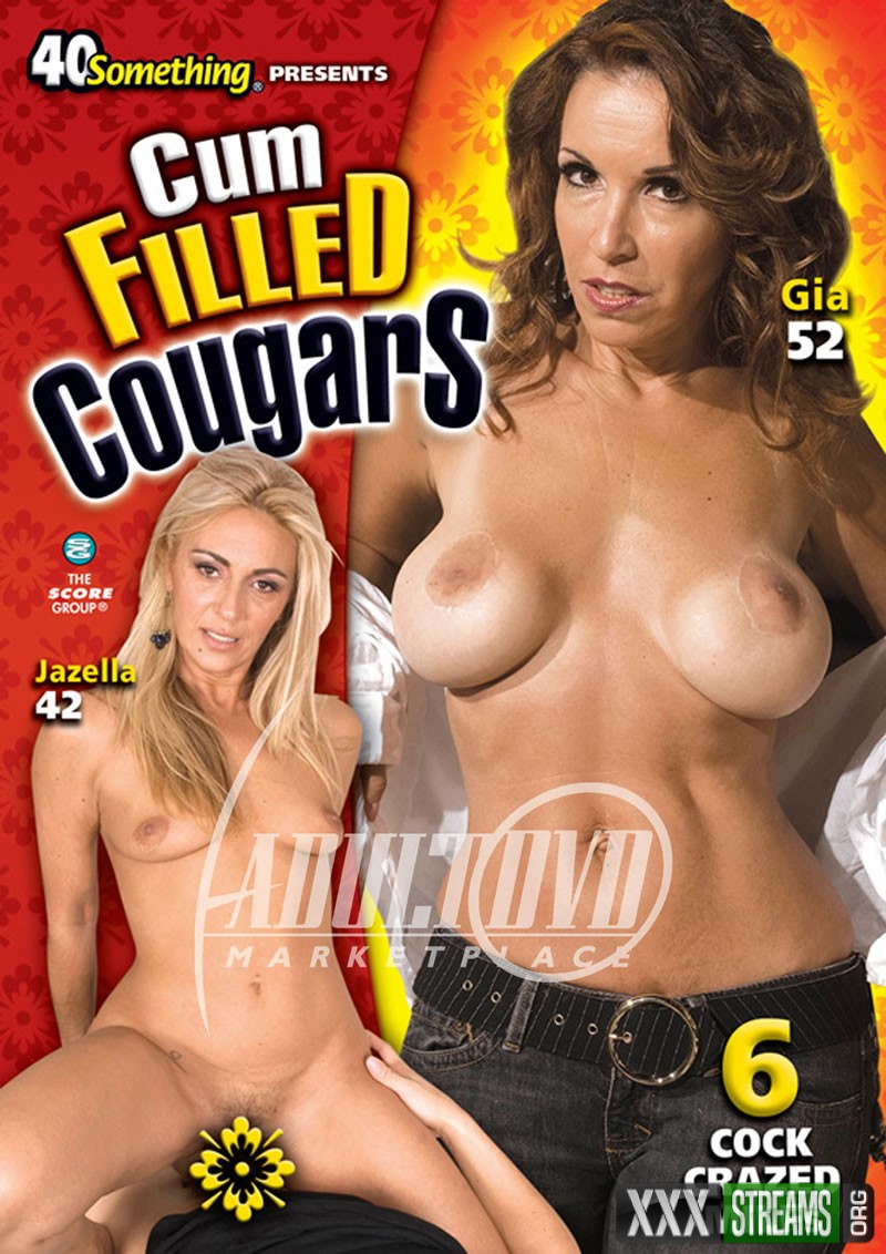 Cum Filled Cougars
