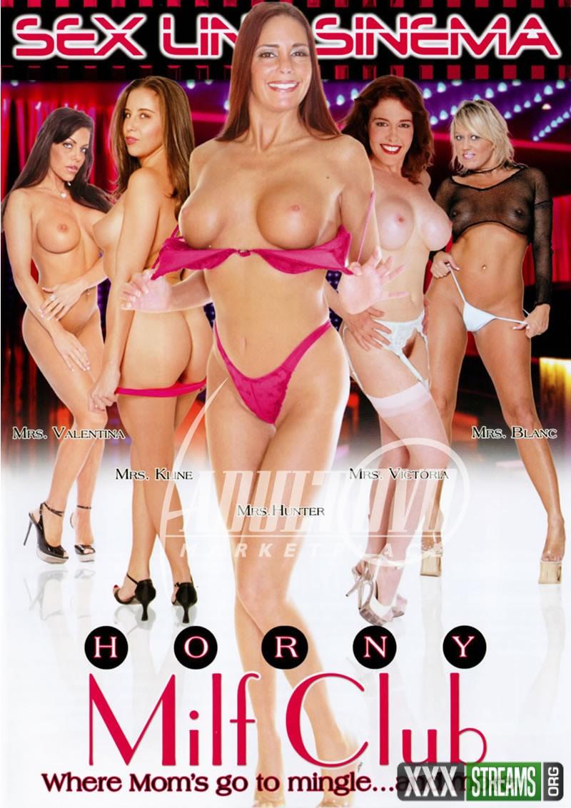 Horny MILF Club