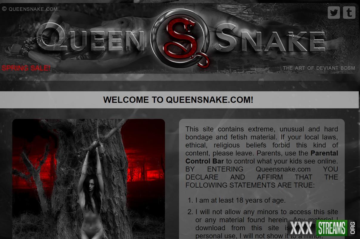 Queensnake.com – Siterip