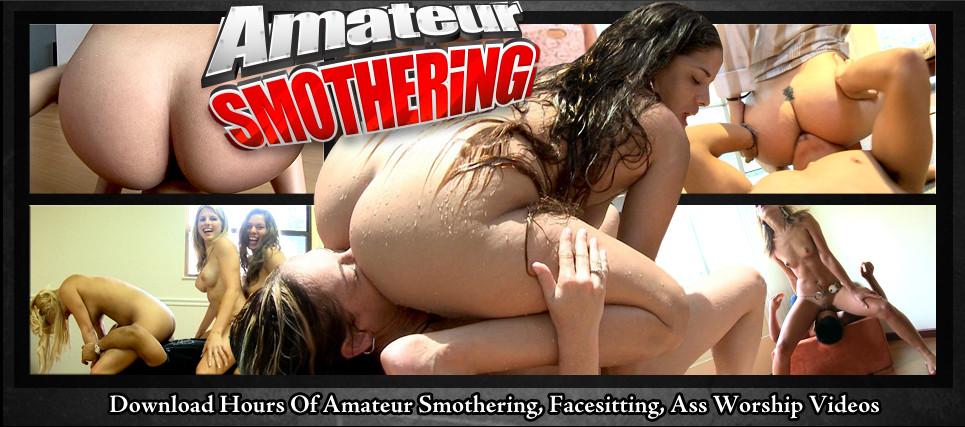 AmateurSmothering SiteRip / Hardcore Sex / 80 vids