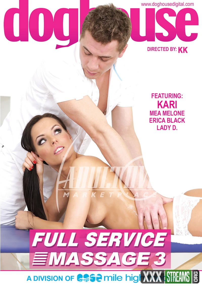 Full Service Massage 3