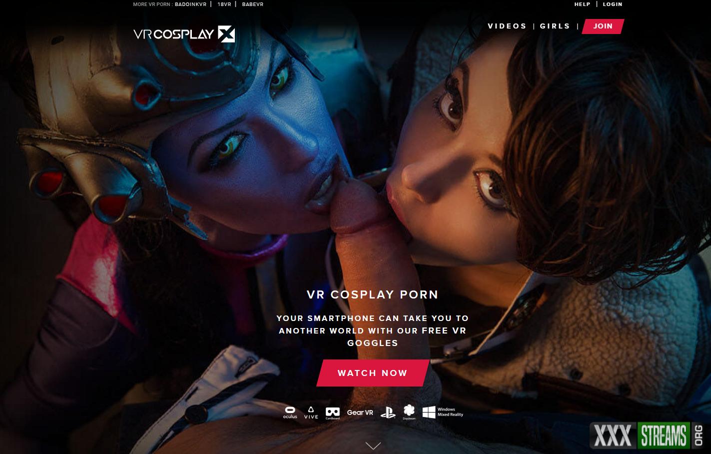 VRCosplayX.com – Siterip